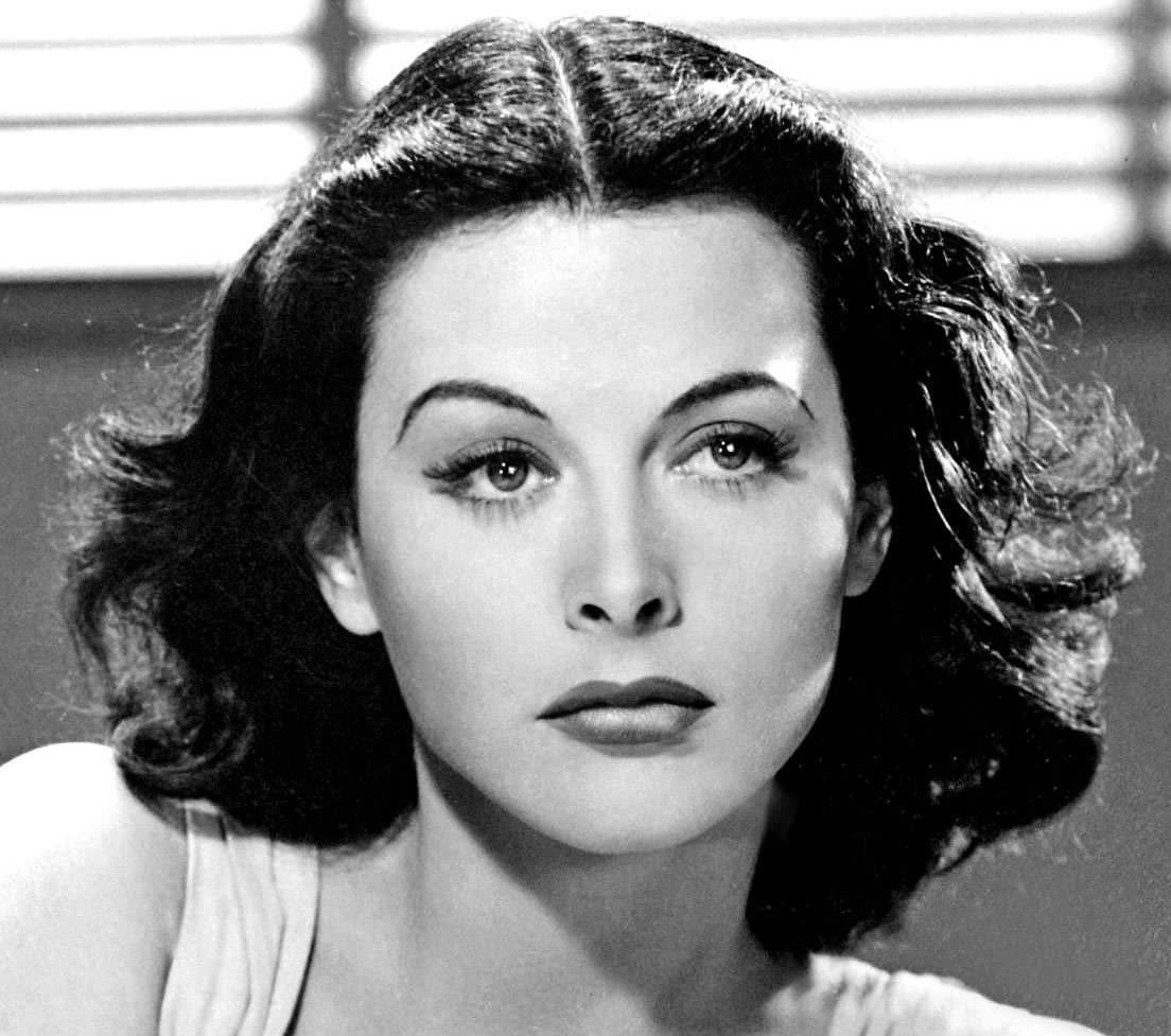 Hedy Lamarr, founder of wireless technology