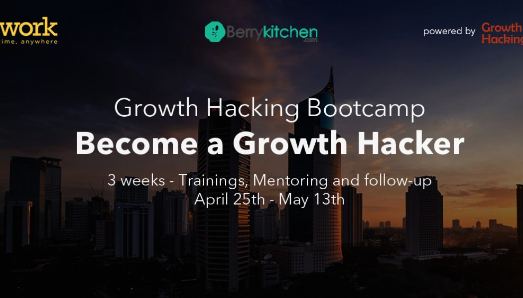 Growth Hacking Bootcamp Jakarta