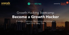 Growth Hacking Bootcamp to Kickstart Your Startup