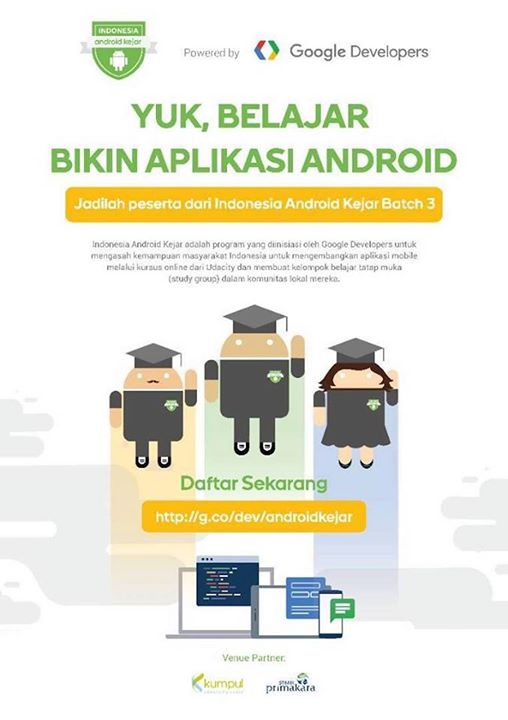 indonesia android kejar advanced class gt bali startupers