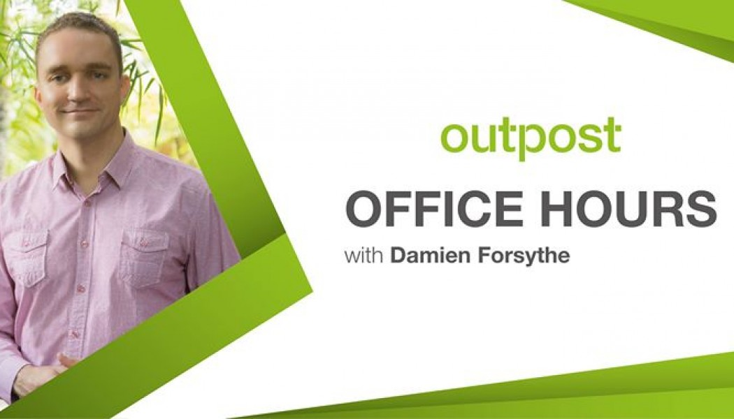 Office Hours with Damien Forsythe